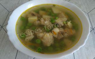 Суп из хека по-домашнему – вкусный и простой рецепт рыбной ухи с фото