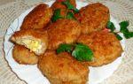 Зразы мясные с яйцом и луком – рецепт с фото