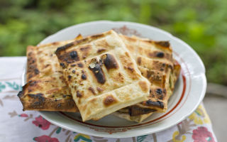 Тесто на картофельном отваре для пельменей и вареников