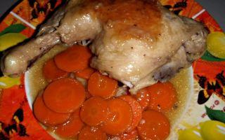 Куриные окорочка в мультиварке: рецепты с фото вкусных блюд