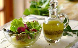 Заправка для греческого салата: как приготовить вкусный соус