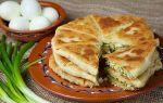Плацинды молдавские: всё про тесто и разные начинки