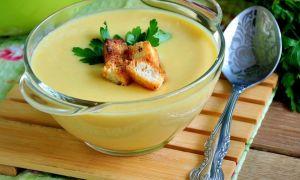 Суп-пюре из кабачка:диетические и не только рецепты приготовления с фото