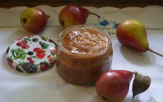 Варенье из груш на зиму – простые рецепты с фото