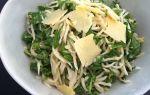 Салат из дайкона: простые рецепты приготовления с фото