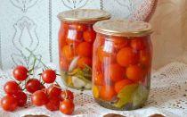 Зеленые помидоры черри на зиму: рецепты с фото засолки и маринования