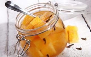Маринованная тыква – рецепты приготовления в домашних условиях