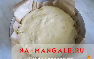 Заливной пирог с капустой: рецепты для духовки, мультиварки и микроволновки
