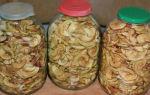 Как хранить сушеные яблоки правильно в домашних условиях