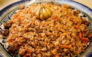 Плов из баранины в мультиварке – настоящий узбекский рецепт приготовления