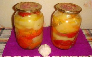 Перец маринованный с медом на зиму – рецепт с фото