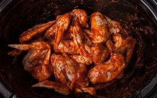 Крылышки баффало в томатном соусе – рецепты на сковороде и в духовке