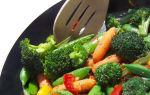 Готовим овощные блюда: 15 полезных советов