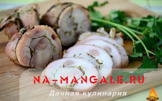 Пастрома в домашних условиях из кролика: рецепт приготовления в духовке