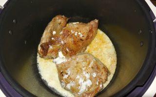 Как приготовить нутрию вкусно в духовке, на сковороде или в мультиварке