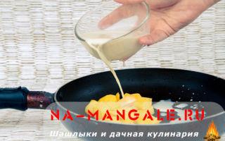 Соус из манго с перцем чили к блюдам на гриле
