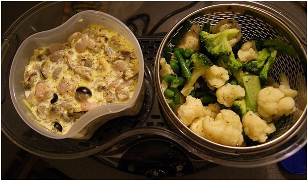 Вкусные Блюда В Пароварке Для Похудения. Рецепты для похудения для пароварки