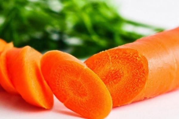 Почему полезна морковка